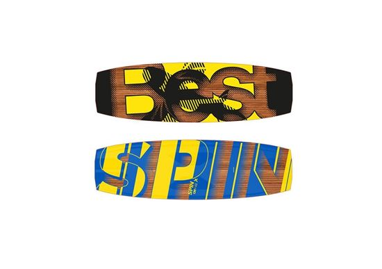 Picture of Best Spin Kiteboard 2017