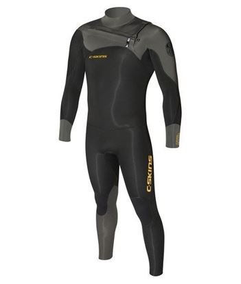 Picture of C-Skins SESSION 5x4 Chest Zip Mens Suit 2018