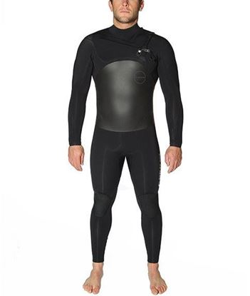 Picture of C-Skins WIRED 5x4 Chest Zip Mens Suit 2018