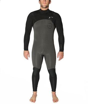 Picture of C-Skins RE-WIRED 5x4 Chest Zip Mens Suit 2018