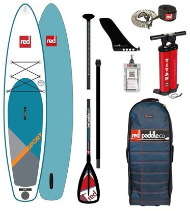 Picture of Red Co. 11' SPORT Inflatable Paddleboard 2019