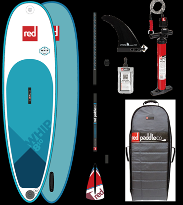 Picture of Red Co. 8'10 WHIP Inflatable Paddleboard 2019