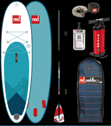 Picture of Red Co. 9'8 RIDE Inflatable  Paddleboard 2019