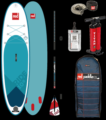Picture of Red Co. 10'8 RIDE Inflatable Paddleboard 2019