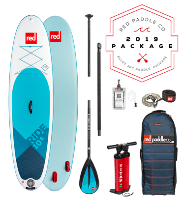 Picture of Red Co. 10'6 RIDE Inflatable Paddleboard 2019